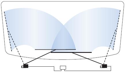 Система очистки стекла 1A