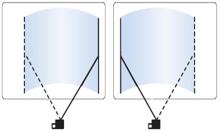 Пантографная система с двумя автономными мо- тор-редукторами и отдельными блоками управления. Электронное управление и ограничение максимального тока, с вертикальной парковкой щеток.