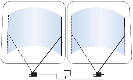 Система очистки стекла  2С