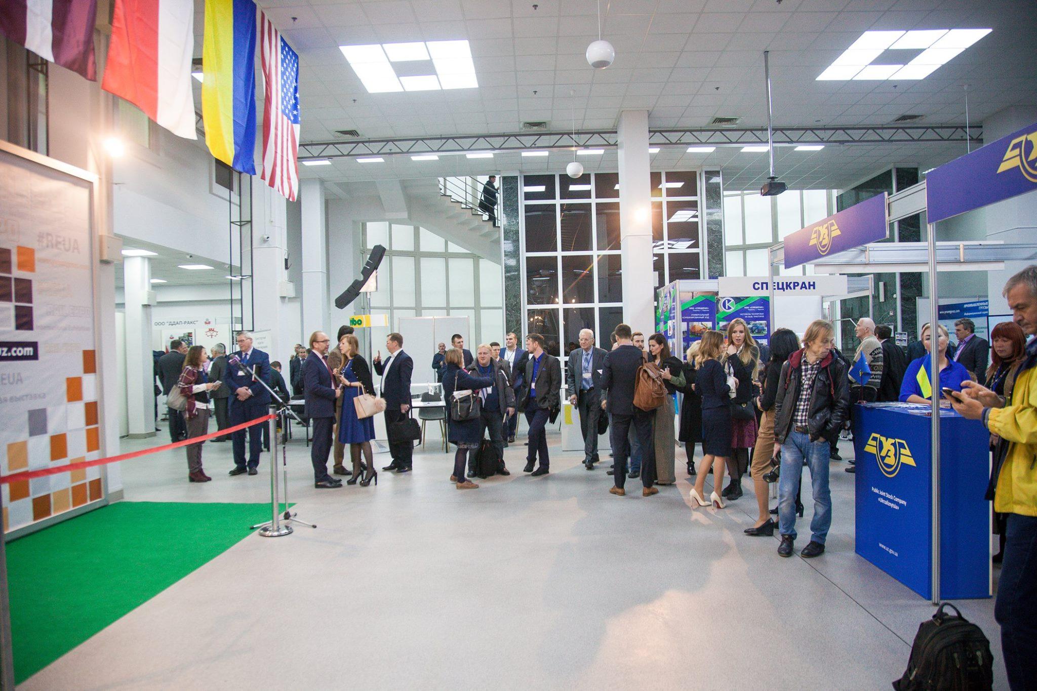 ООО «НПП «ЭКСИММАШ» приняло участие в  выставке Rail Expo 2017